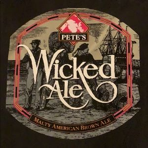 Pete's Wicked Ale T Shirt